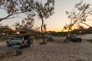 Camp at Inskip Point | Last Xplorer