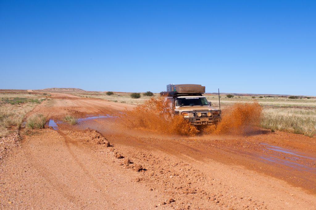 Crossing Australia | LastXplorer
