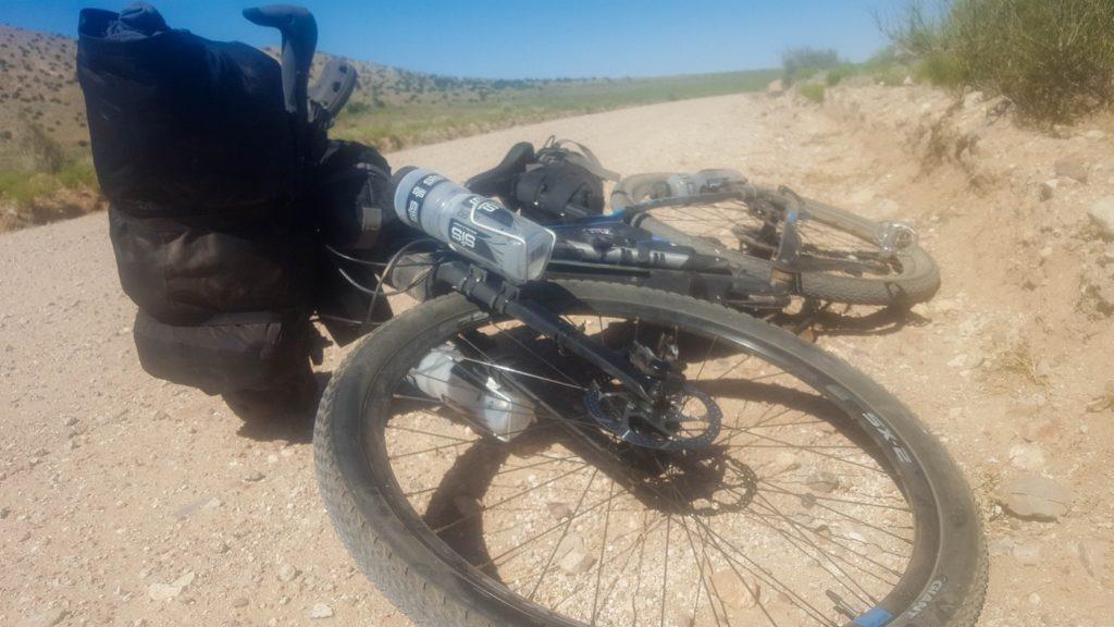 Bike On The Great Divide   LastXplorer